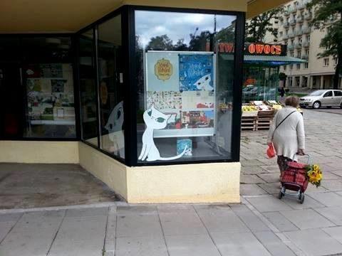 Kotek Włodek przejmie… nowohucki oddział Biblioteki Kraków