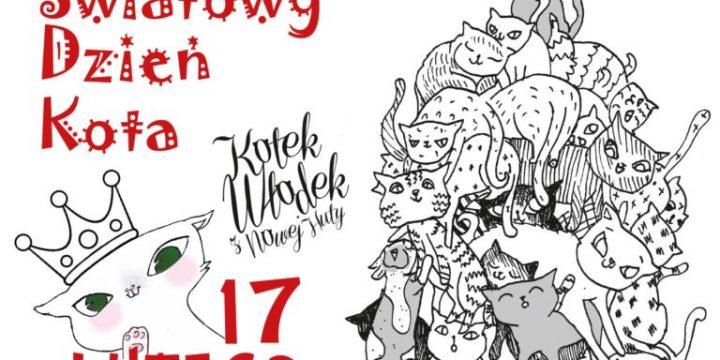 Kotek Włodek zaprasza na Światowy Dzień Kota w Radiu Pogoda