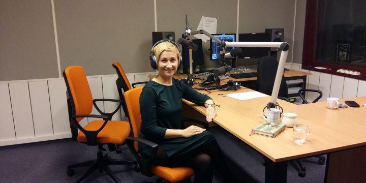 Wywiad z Iwoną Gierłach w Radiu Pogoda